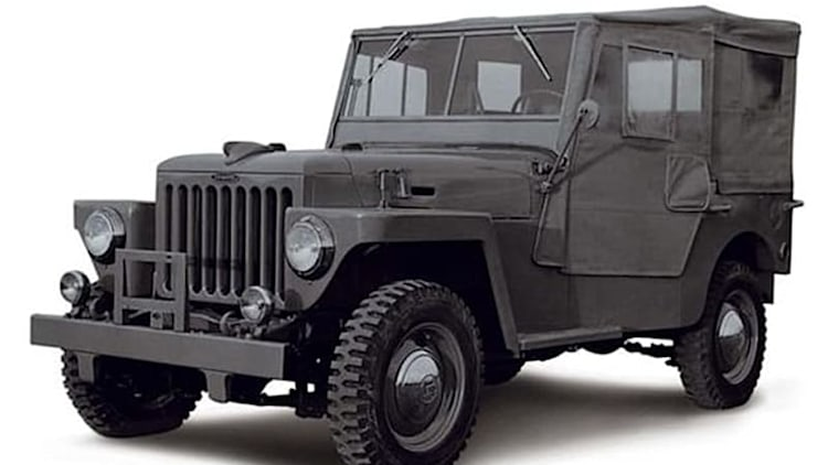 Toyota delves into the history of its Land Cruiser