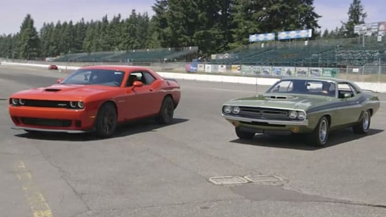 Dodge CEO and Gas Monkey Garage dissect the 10-second Challenger Hellcat