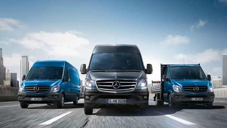 Mercedes Sprinter vans with leaky A/C units prompt class-action suit [w/video]