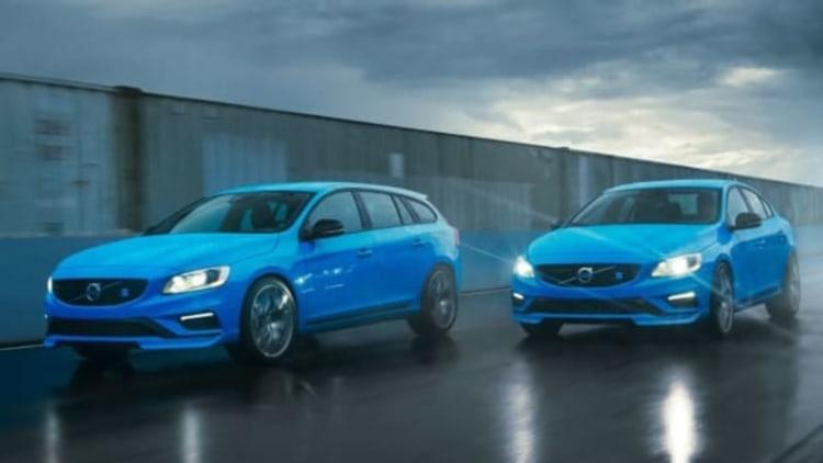 Limited-edition Volvo S60 Polestar priced at $59,300*, V60 at $60,900*
