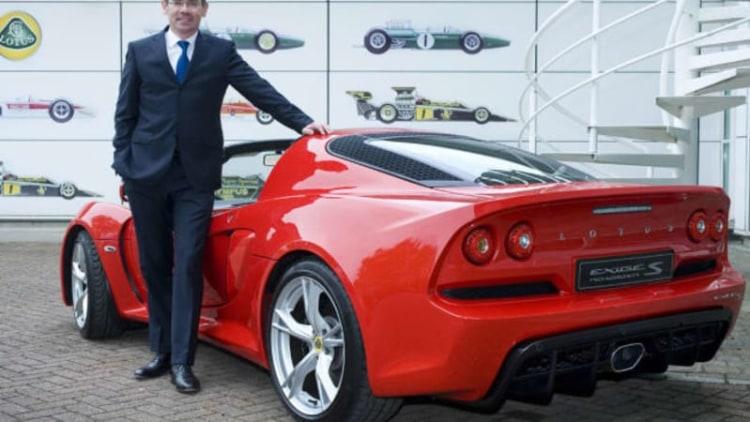 Lotus Evora update coming, new models still on hold