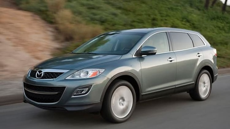 Feds investigating 2010-11 Mazda CX-9 CUVs over braking issues