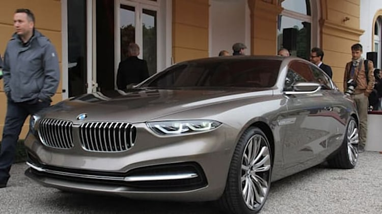 BMW bringing 9 Series concept to Beijing