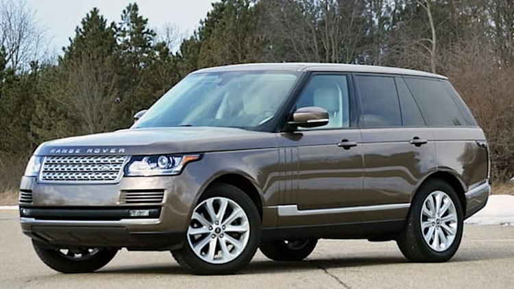 Land Rover recalling 28k Range Rovers and LR4s for tire pressure issue