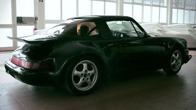 Porsche unlocks secrets of its mid-engine 911