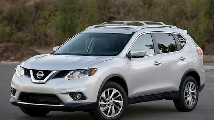 2014 Nissan Rogue earns IIHS Top Safety Pick+ [w/videos]