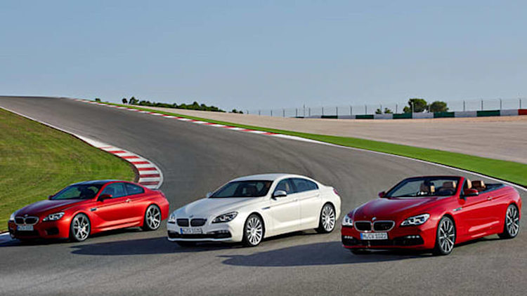 Revised 2015 BMW 6 Series family shows its tweaked face to the world [w/video]
