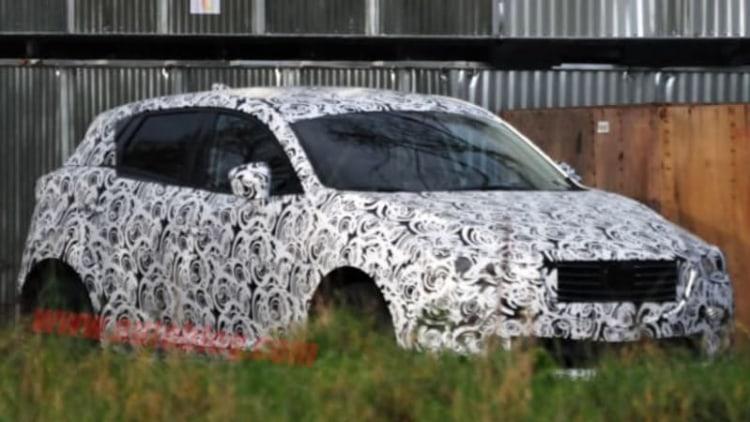 Mazda CX-3 almost ready for LA Show
