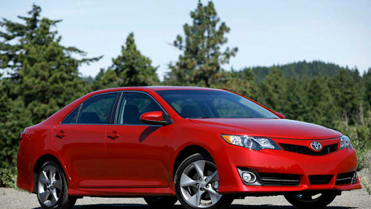 Toyota recalling 800k Camry, Avalon and Venza models for AC issue