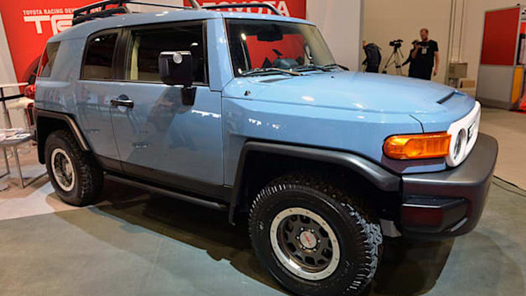 Toyota bids farewell to FJ Cruiser with Ultimate Edition at SEMA