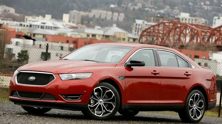 2016 Ford Taurus to ride atop reworked Fusion platform