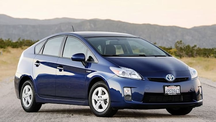 Toyota recalling 1.9M Prius models globally for software update