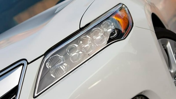 Acura recalls 10k RLX models for headlight replacement