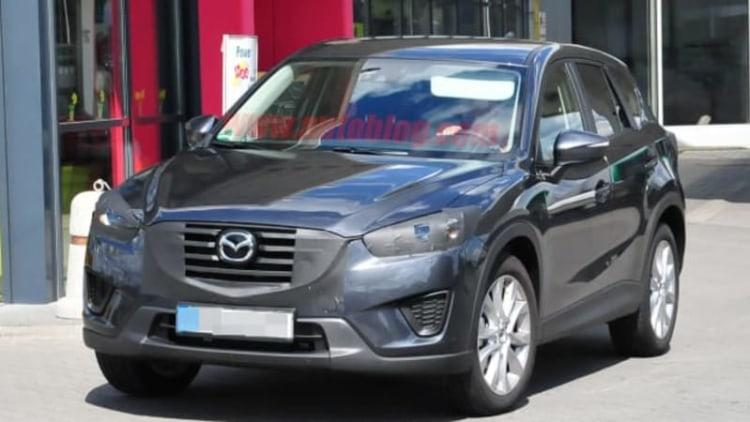 Mazda CX-5 getting mild refresh