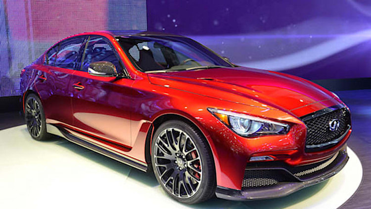 Infiniti Q50 Eau Rouge to cost over $100,000?