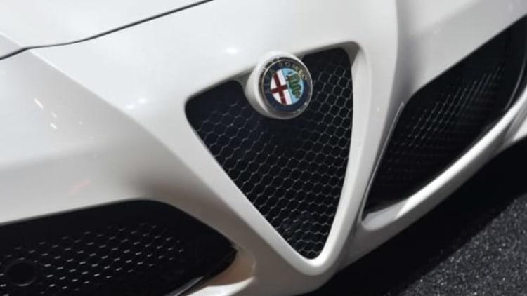 Alfa Romeo working on high-performance engines