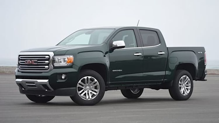 Autoweek dubs GMC Canyon, VW GTI its 2015 'Best of the Best'