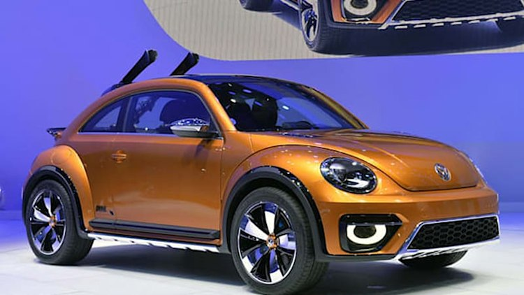 VW Beetle Dune production confirmed [w/video]