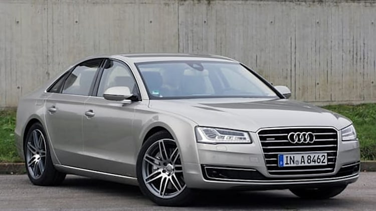 Refreshed 2015 Audi A8 starts at $77,400*