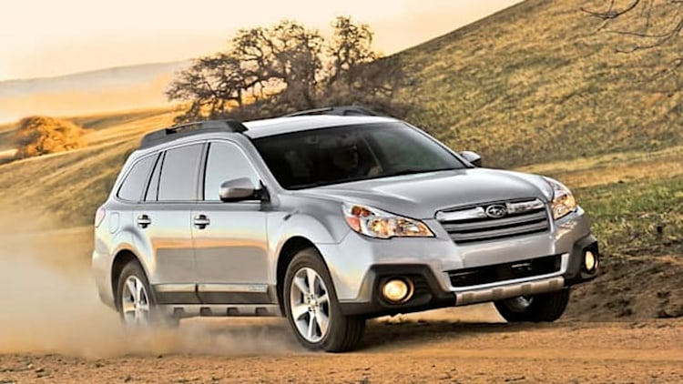 Subaru facing class-action suit over excess oil use