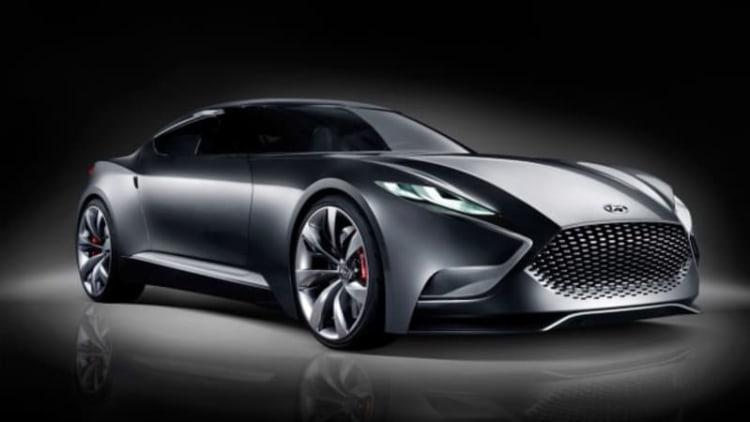 Hyundai Genesis Coupe to get bigger, lux up?