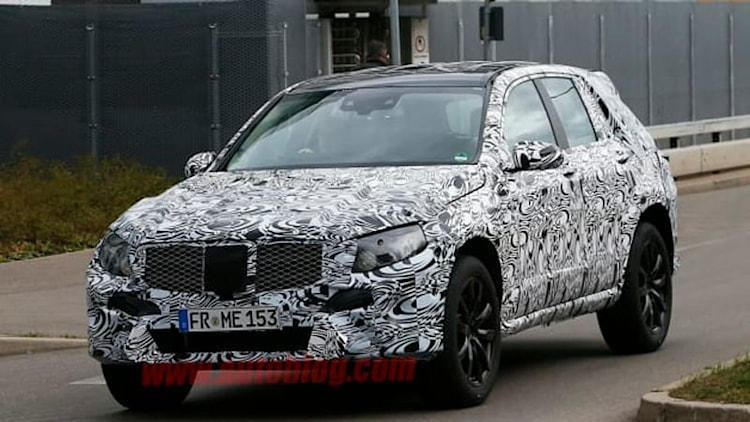 Next Mercedes GLK to get AMG variant after all?
