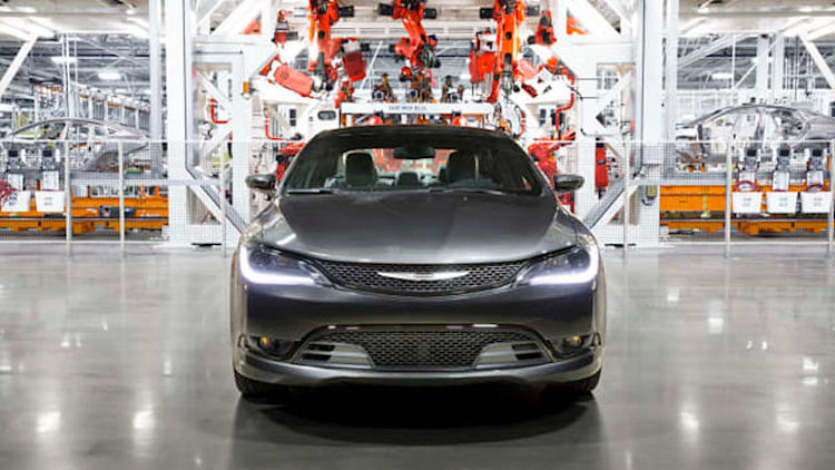 Chrysler and Google launch virtual 200 factory tour [w/video]