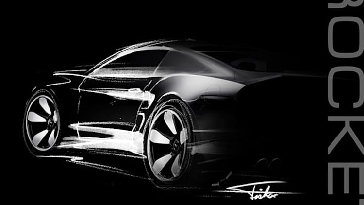 Galpin and Henrik Fisker to unveil 'Ultimate American Muscle Car' in LA