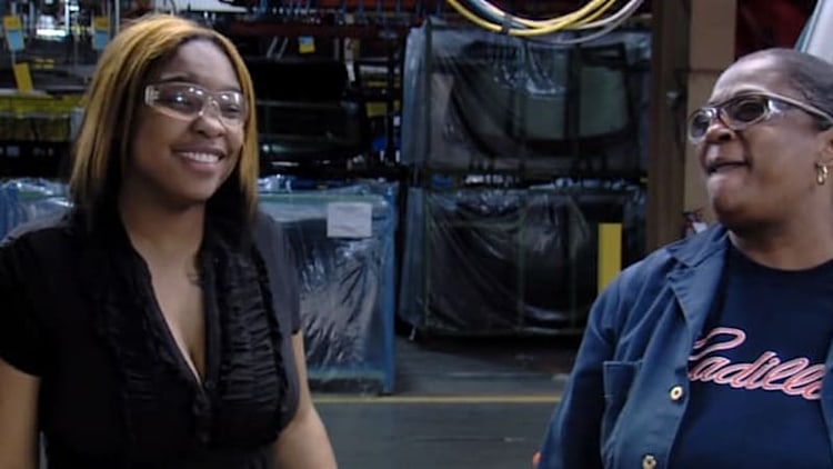 Meet the mother-daughter team that's worked on almost every Chevy Volt