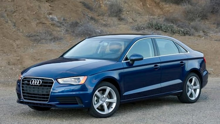 IIHS bestows 2015 Audi A3 with Top Safety Pick+ [w/video]