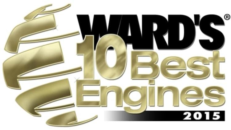 Ward's announces 10 Best Engines 2015