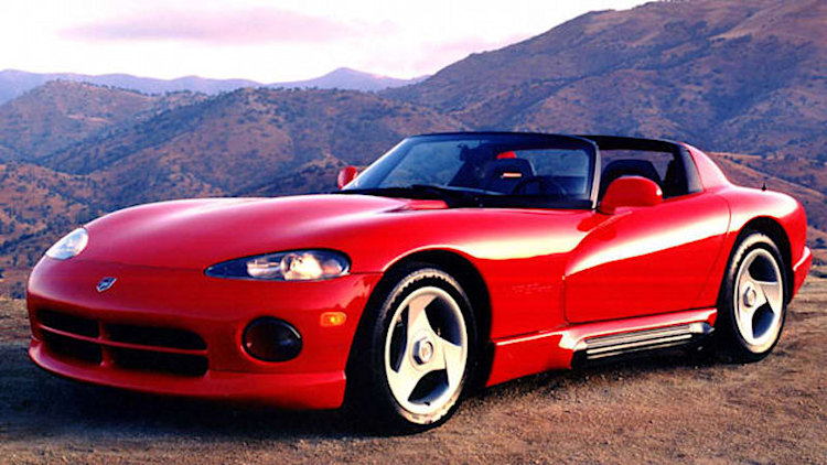 What's the deal with Chrysler demanding colleges crush their Vipers? [w/video]