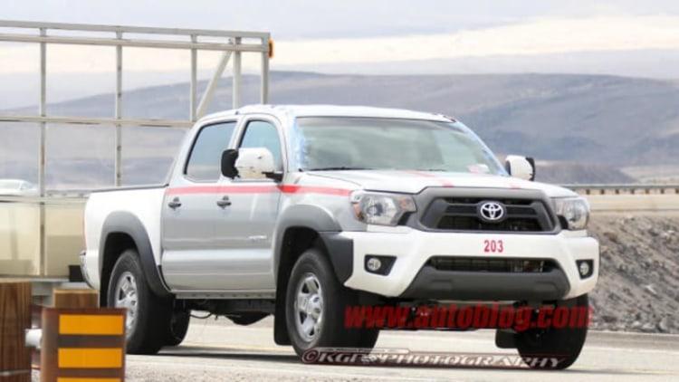 Next-gen Toyota Tacoma to debut at Detroit Auto Show