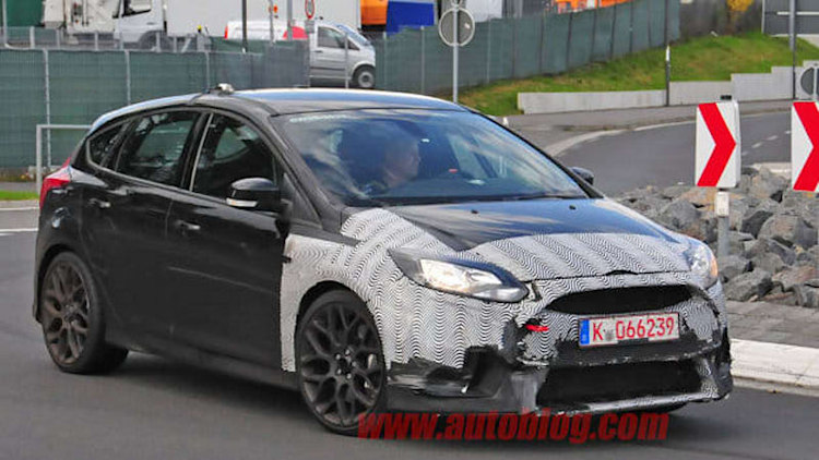 Ford Focus RS will go global, come to US