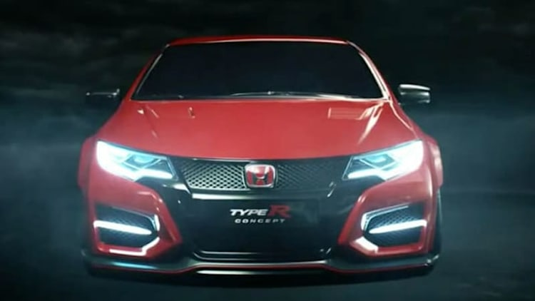 Honda gets weirdly R-Rated with new Civic Type-R launch video