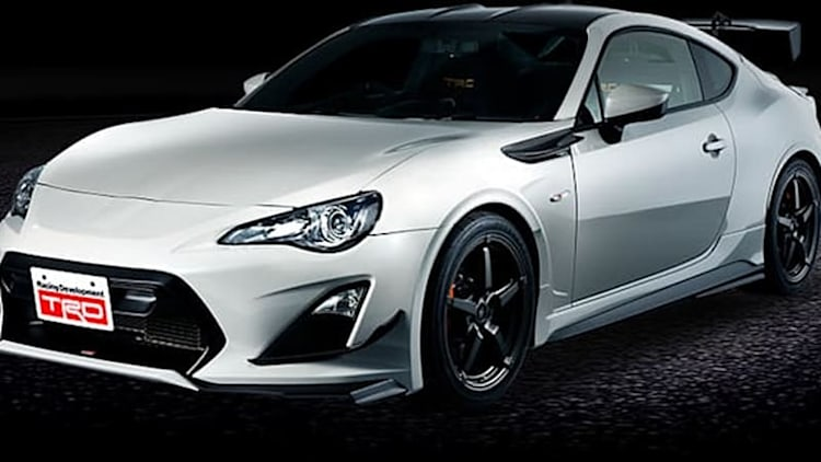 Toyota GT86 14R-60 shows how to do lightweight at a steep price