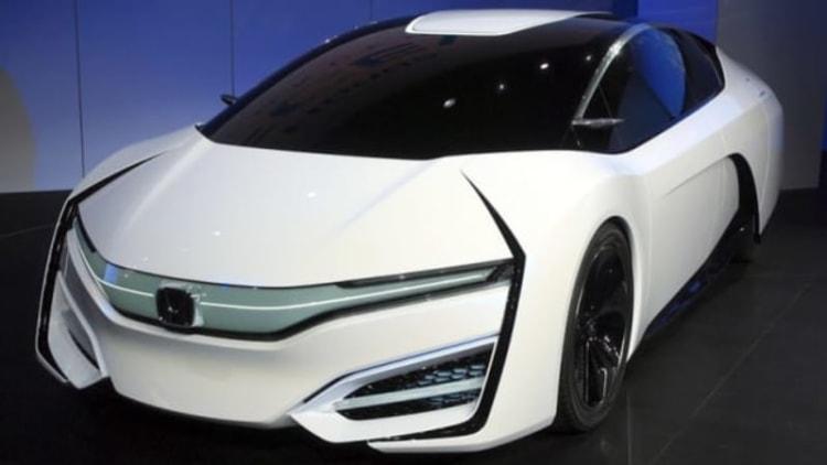 Honda spending $13.8 million on hydrogen infrastructure with FirstElement