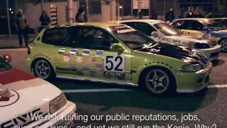 Meet the Kanjozoku, Osaka's infamous street racers