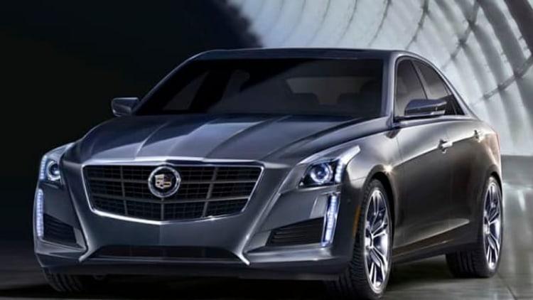 GM recalling 117,000 sedans, crossovers, SUVs, pickups and vans