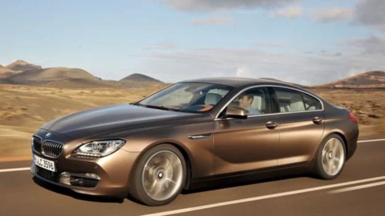 Next BMW 6 Series, M6 to take aim at Porsche