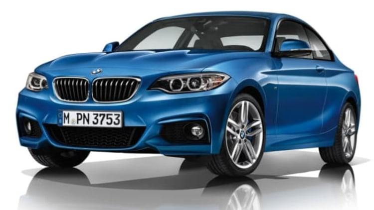 BMW 2 Series gets 3-cylinder Mini engine
