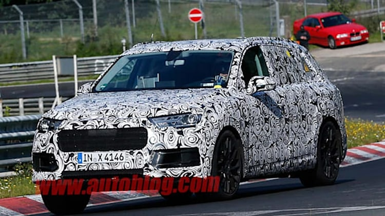 Audi Q7 to be first diesel plug-in from VW group
