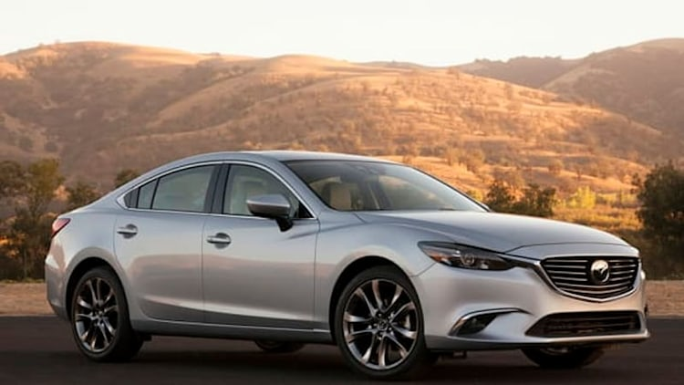 Mazda6 diesel engine delayed over low performance, still coming