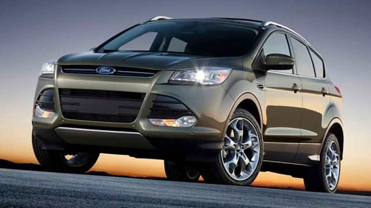 Ford recalling 850,000 cars and SUVs for airbag issues