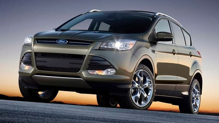 Ford issues four recalls covering 163k vehicles