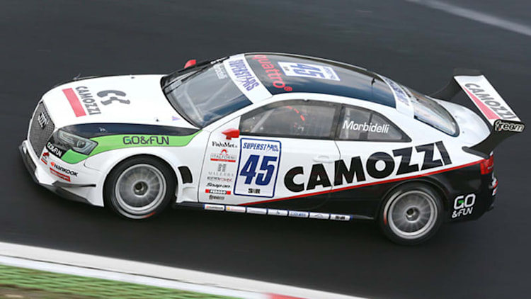 Honda, Audi sweep European tin-top championships