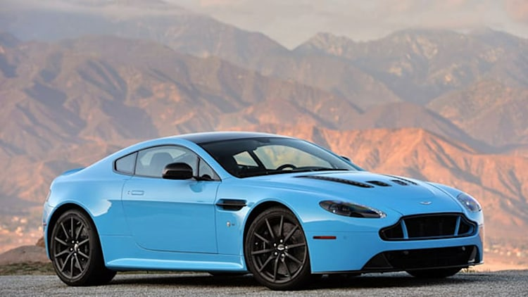 2015 Aston Martin V12 Vantage S [UPDATE]