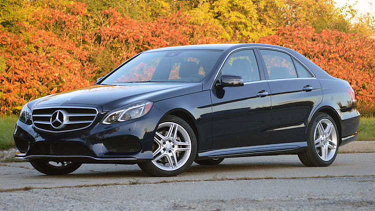 2014 Mercedes-Benz E350 4Matic Sedan [w/video]