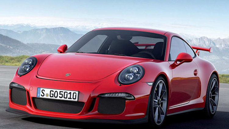 Porsche announces plan to replace 911 GT3 engines