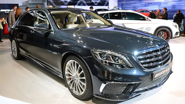2015 Mercedes-Benz S65 AMG is a business-class rocket [w/video]